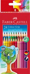 Colour Grip, 12er Set - Wasservermalbare Buntstifte