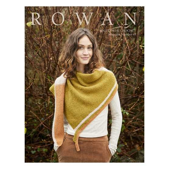 Rowan Strickmagazin Nr. 68 Englisch