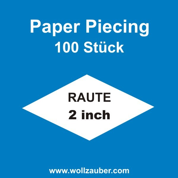 Templates Paper Pointed Star 2 inch, 100 Stk.