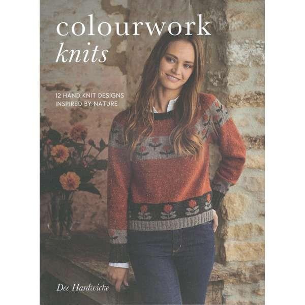 ROWAN Magazin COLOURWORK knits