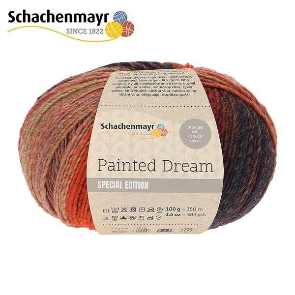 Painted Dream von Schachenmayr ✓ Top Preise ✓ Versandkostenfrei ab 20,- € DE, LU ✓ in 6 Varianten erhältlich ✓ Schnelle Lieferung
