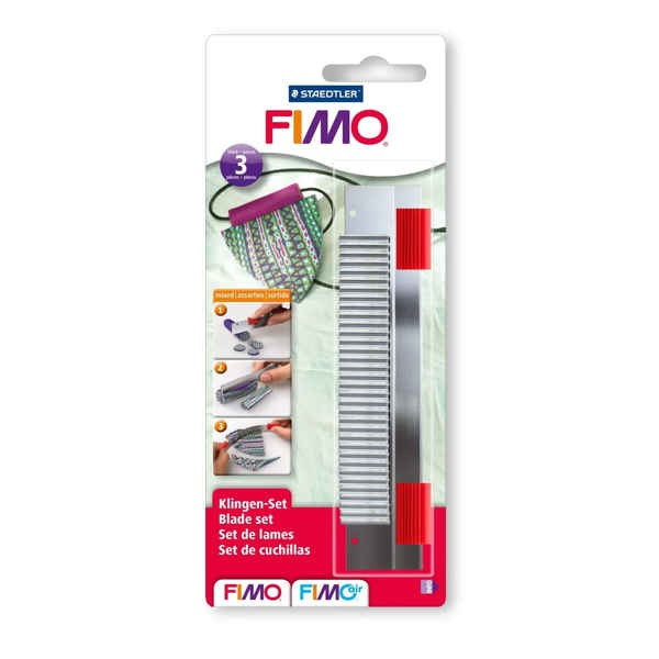 Klingen-Set für FIMO-Arbeiten