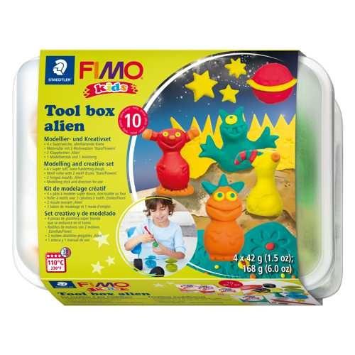 "FIMO Tool Box ""alien"""