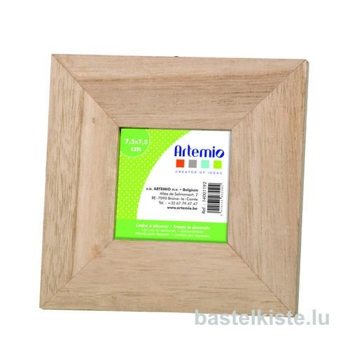 Holz-Fotorahmen 145 x 145mm