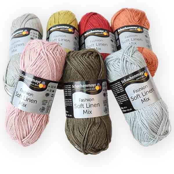 Schachenmayr Fashion Soft Linen Mix 50g