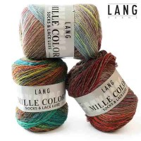 Lang Yarns Mille colori superkid 15,96 €//100g