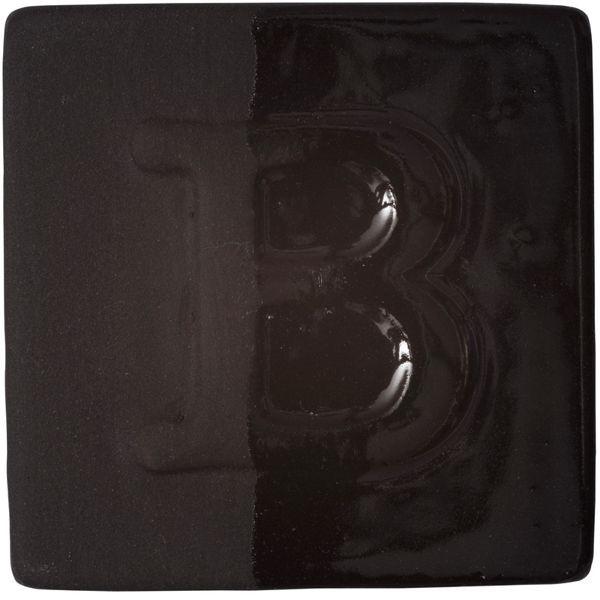 Botz Flüssigglasur 9048 Engobe Schwarz