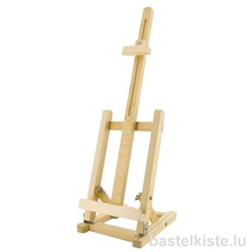 Mini Staffelei aus Holz 44x15x13cm