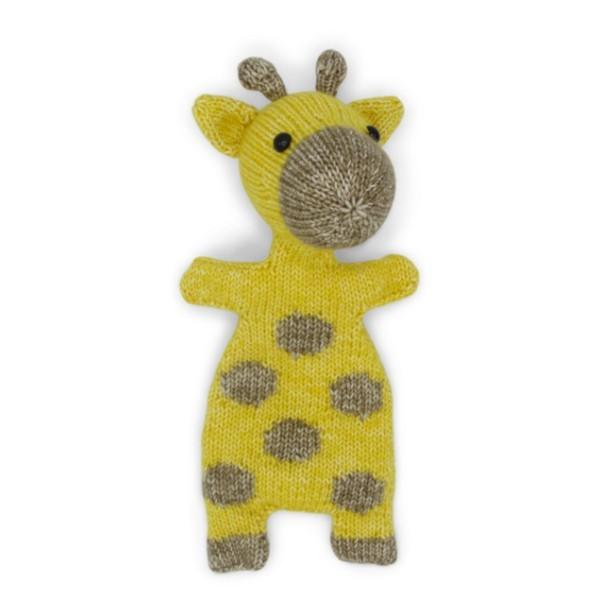 Strickset Ziggy die Giraffe