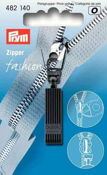 PRYM Zipper, Schwarz