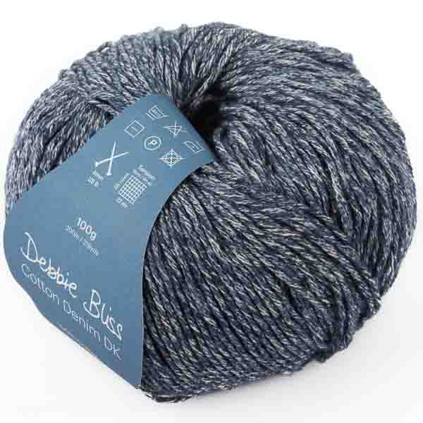 Debbie Bliss Cotton Denim DK 100g