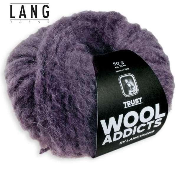 Lang Yarns Wooladdicts TRUST 1026 wollzauber
