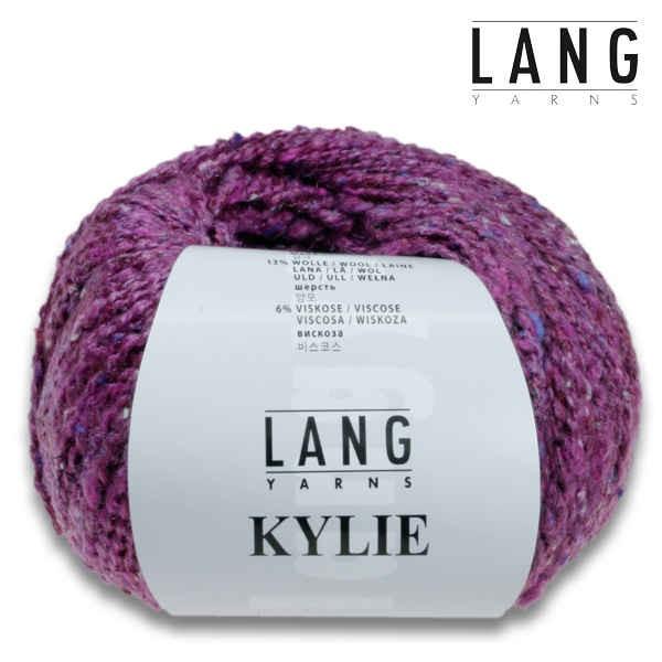 Kylie von Lang Yarns 50g wollzauber 1038 sommergarn