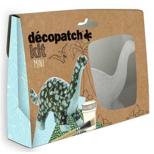Decopatch Kit Mini Dinosaurier