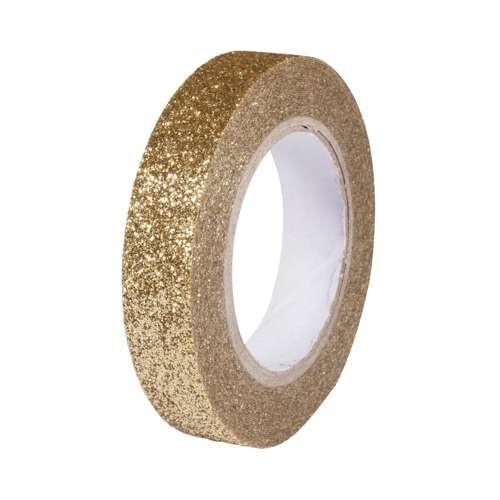 Glitter Tape, Glitter Klebebänder Ø 8mm, 5m