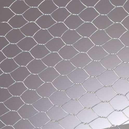 Drahtgitter, Sechseckgeflecht 14 x 14 mm, 50 x 500 cm
