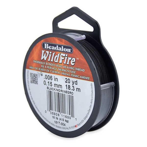 WildFire Ø 0,15mm, schwarz