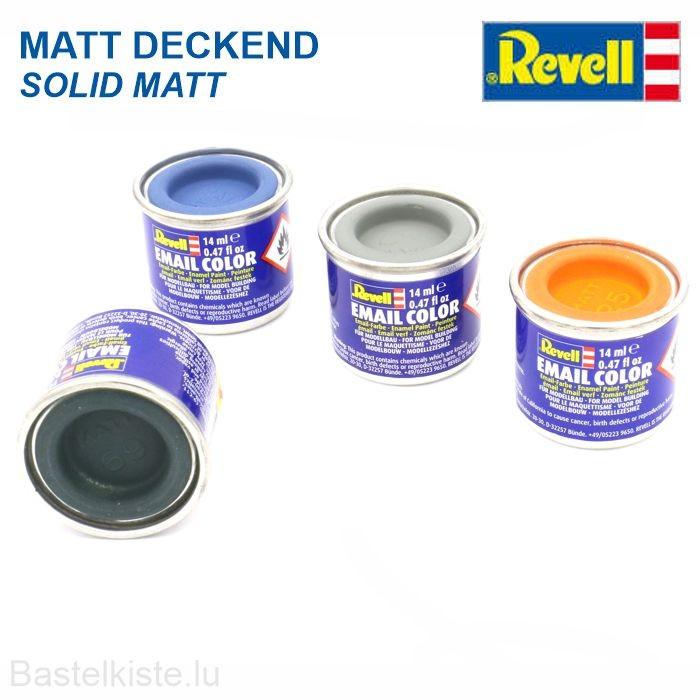 Revell EMAIL LACK 14 ml ►matt deckend◄
