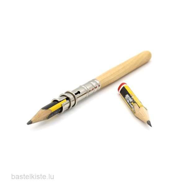 Bleistiftverlängerung, Verlängerungsgriff