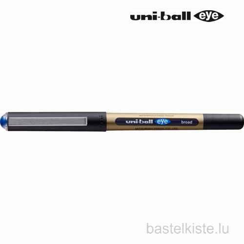 Tintenroller uni-ball EYE board, BLAU