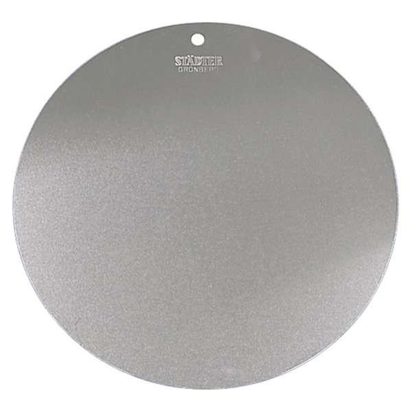 Runde Tortenunterlage, Tortenblech 32cm, Aluminium