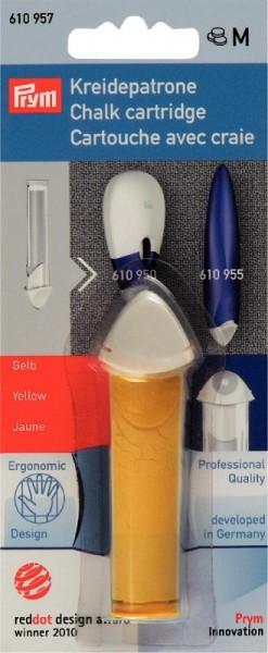 Kreidepatrone gelb ergonomic von Prym 610957