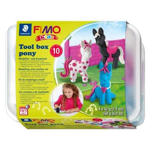 "FIMO Tool Box ""pony"""