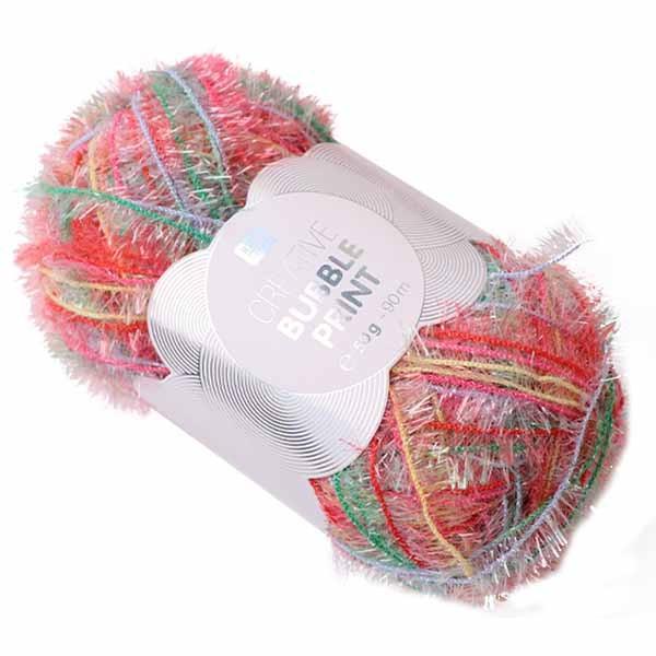 RICO DESIGN Creative Bubble PRINT ✓ Top Preise ✓ Versandkostenfrei ab 20,- €  DE, LU ✓ Große Auswahl an Wolle ✓ Wolle von hoher Qualität ✓ Schnelle Lieferung ✓ Zufriedene Kunden