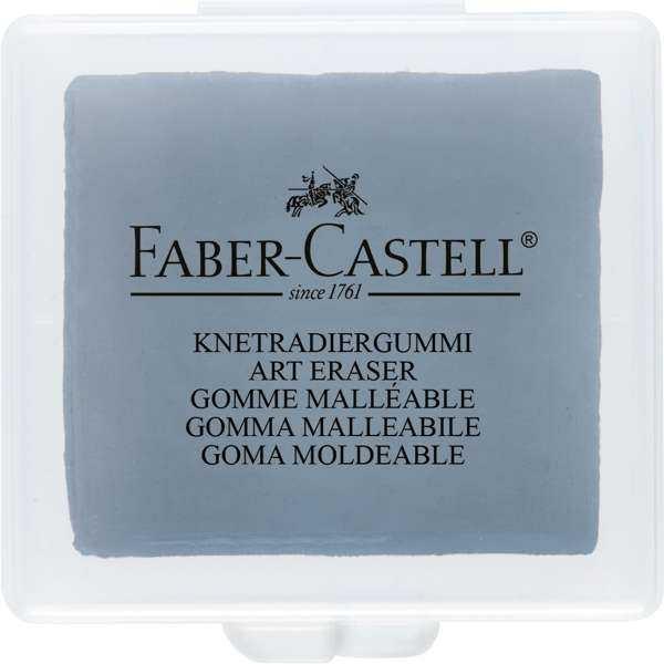 Art Eraser Knetradiere, Knetradiergummi grau