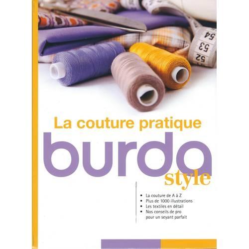 "Nähbuch ""La couture pratique"" von burda style"