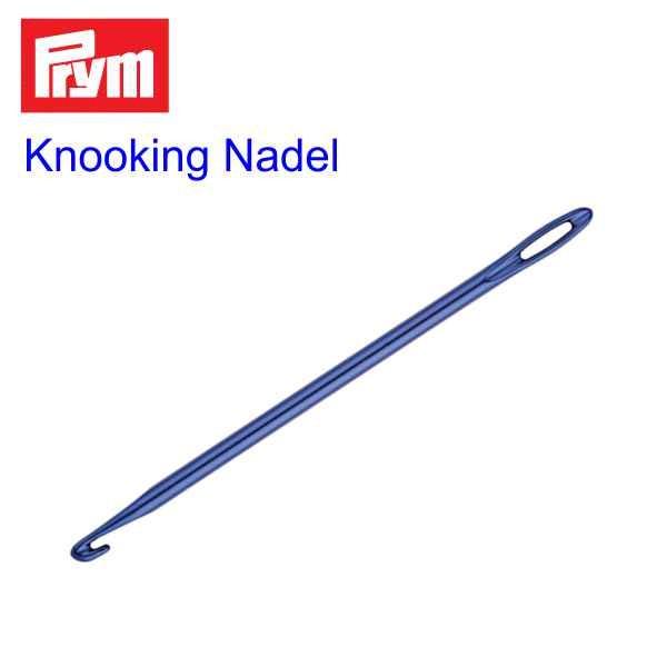 PRYM 195908 Knooking Nadel ALU 6,00 mm, 1 Stk.