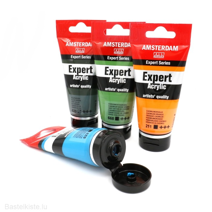 AMSTERDAM Expert Acrylfarben, 75ml