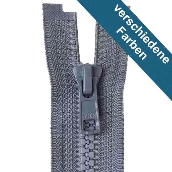 YKK VISLON 30cm Reißverschluss 1-Wege teilbar VSO56/30