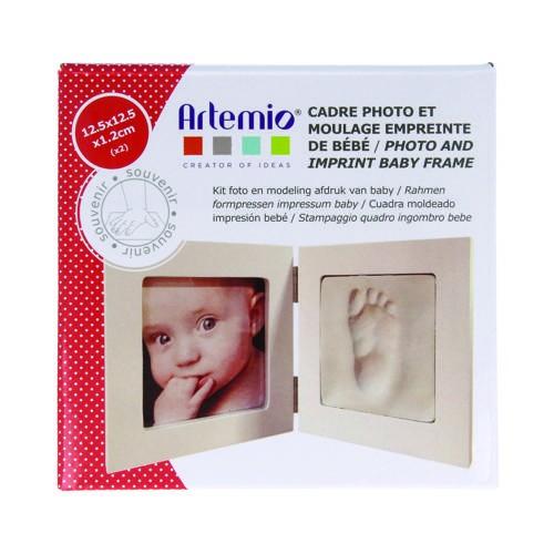 3D Baby Fußabdruck-Set
