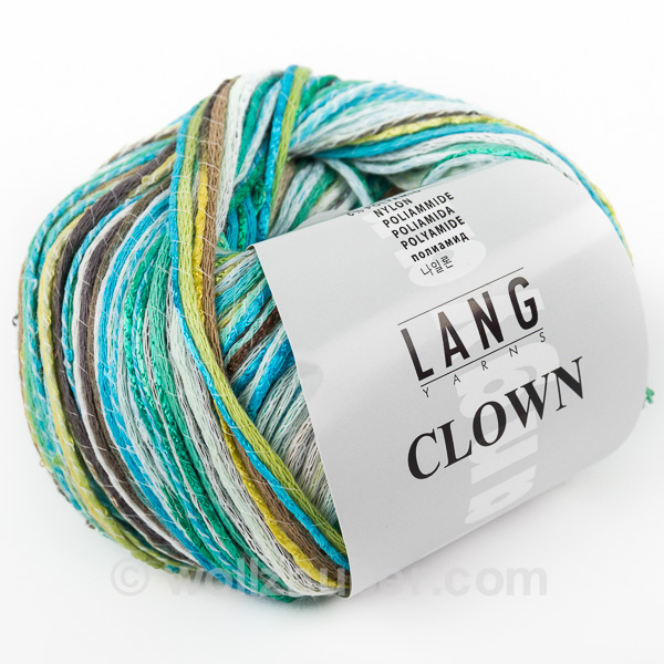 CLOWN von LANG YARNS