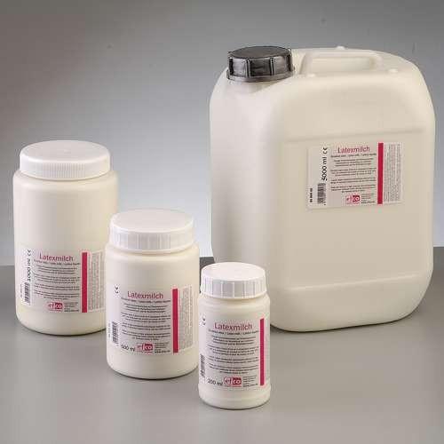 Latexmilch für Formenbau
