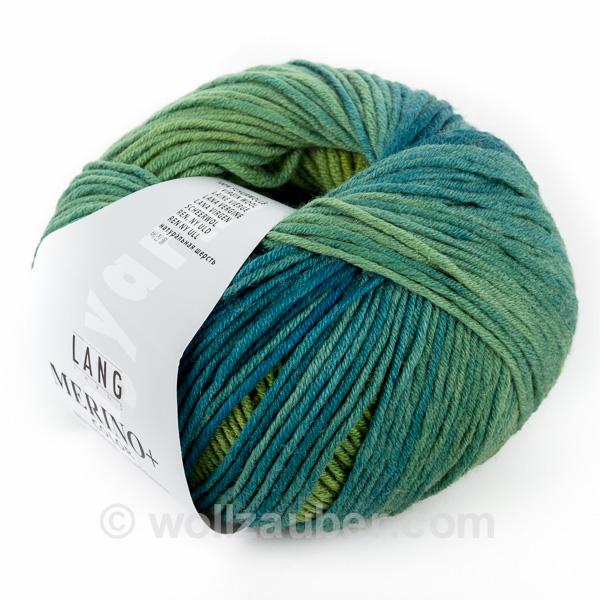 MERINO + Color von LANG YARNS