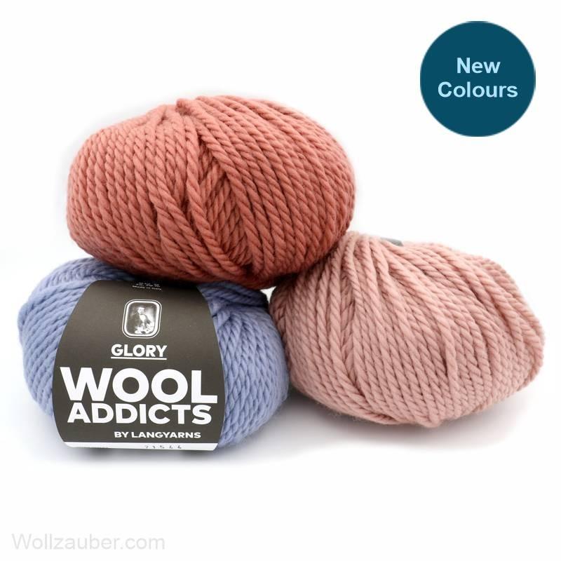 Wooladdicts GLORY von Lang Yarns, 50g