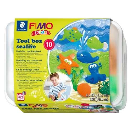 "FIMO Tool Box ""sealife"""