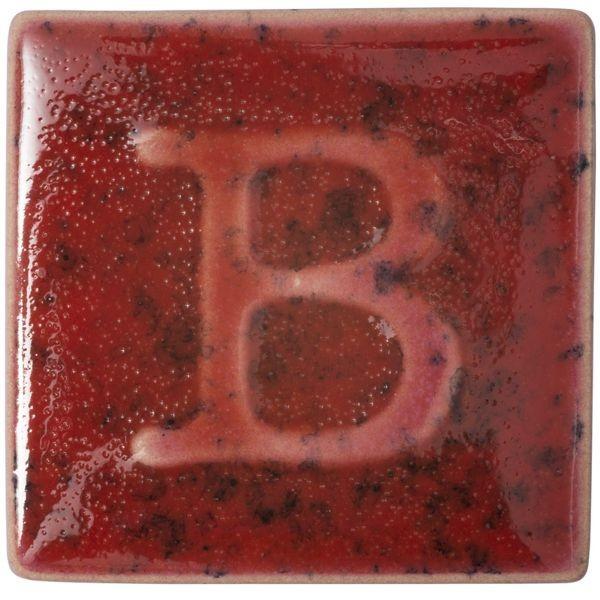 Botz Flüssigglasur 9605 Rot gepunktet