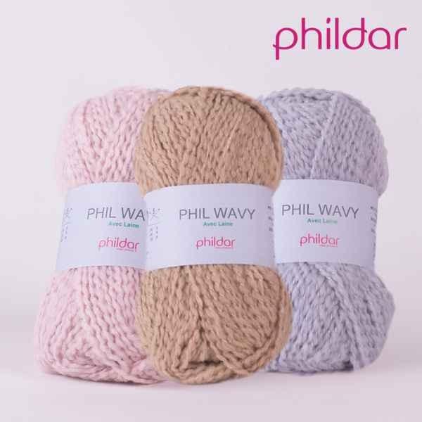 Phildar Phil Wavy, wollzauber