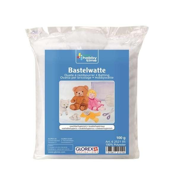 Glorex Bastelwatte 6252105, wollzauber.com