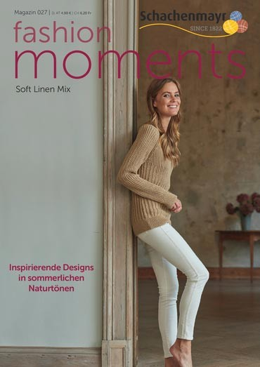 SCHACHENMAYR Fashion Moments Nr.027 - Soft Linen Mix