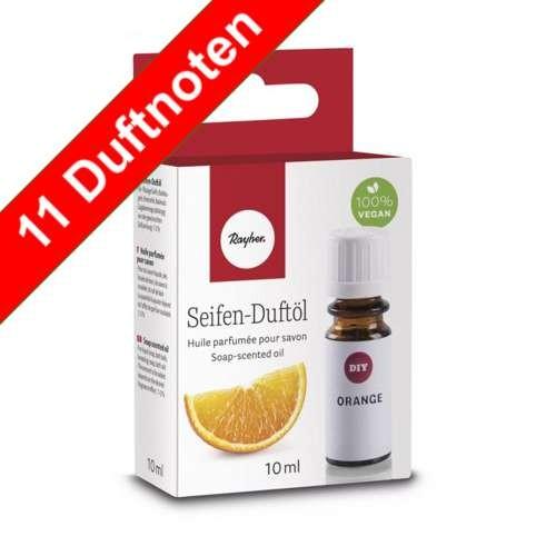 Seifen-Duftöl, Orange, 10 ml