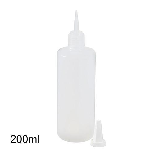 Leerflasche 200ml mit Malverschluß