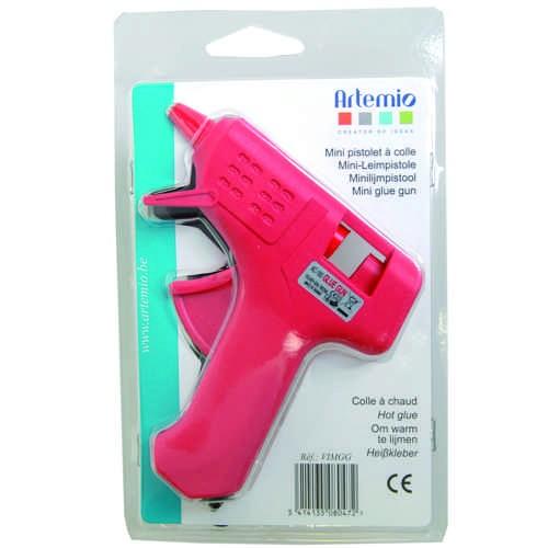 Heißklebepistole Mini, Hochtemperatur AC 230V für Ø 7mm Schmelzkleber