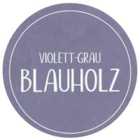 BLAUHOLZ Violett-Grau