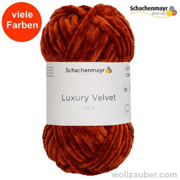 Schachenmayr Luxury Velvet 100g