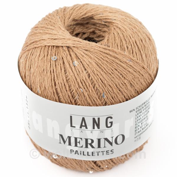 MERINO PAILLETTES von LANG YARNS
