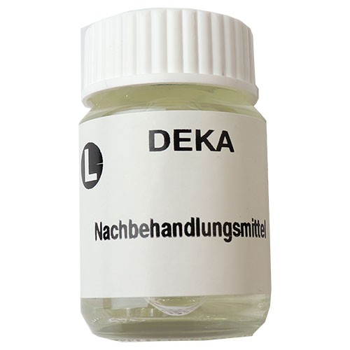 Nachbehandlungsmittel für DEKA Serie L